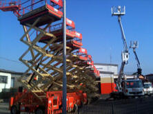 Edocar S.r.l -  Aerial platform and lift rental - click to enlarge